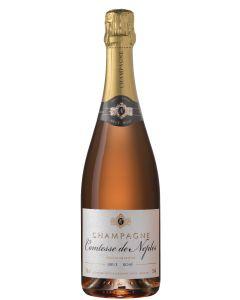 Chamgagne Rosé Comtesse de Neples