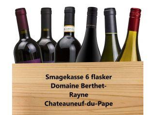 Smagekase Domaine Berthet-Rayne 6 flasker